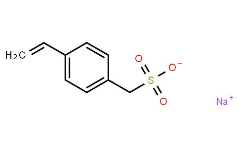 Sodium (4-vinylphenyl)methanesulfonate