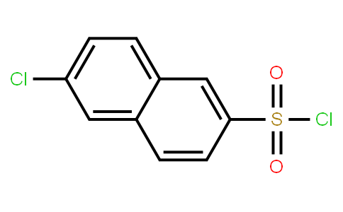 6-Chloro-2-Naphthylsulfonyl Chloride