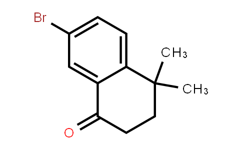 AT7345 | 166978-46-7 | 7-Bromo-4,4-dimethyl-1-tetralone