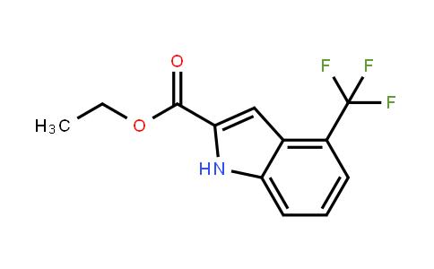 YB001004   317-60-2   Ethyl 4-(trifluoromethyl)-1H-indole-2-carboxylate