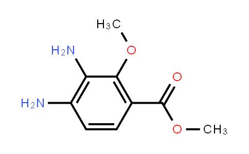 YB001002 | 538372-37-1 | Methyl 3,4-diamino-2-methoxybenzoate