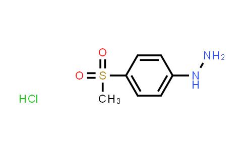 AT1554 | 17852-67-4 | 4-(Methylsulfonyl)phenylhydrazine hydrochloride