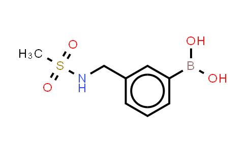 KN1095 | 850568-39-7 | (3-Methylsulfonylaminomethyl)benzeneboronic acid