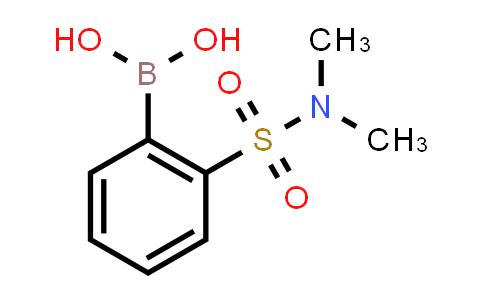 KN1102 | 178432-25-2 | 2-(N,N-Dimethylsulphamoyl)benzeneboronic acid