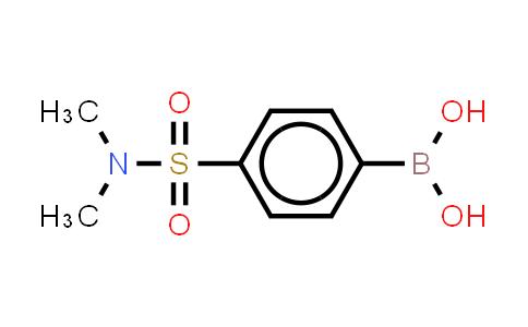 KN1117 | 486422-59-7 | 4-(N,N-DIMETHYLSULPHONAMIDO)BENZENEBORONIC ACID