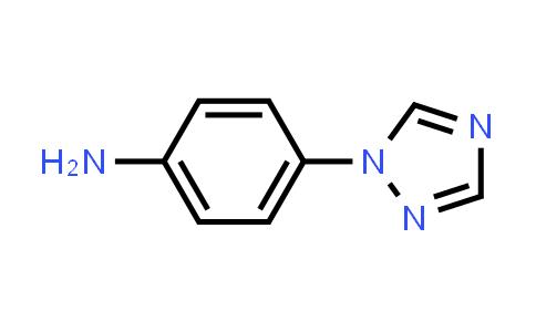 RN1441 | 6523-49-5 | 1-(4'-AMINOPHENYL)-1,2,4-TRIAZOLE