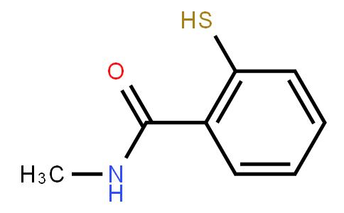 2-mercapto-N-methylbenzamide   CAS:20054-45-9