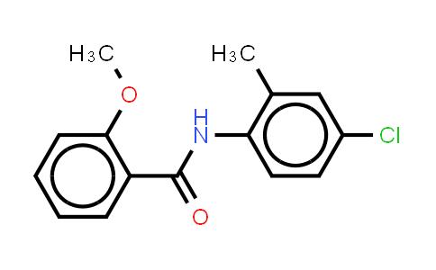 XY0189 | 449155-88-8 | N-(4-Chloro-2-Methylphenyl)-2-MethoxybenzaMide, 97%
