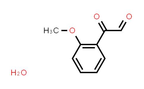 XY0193 | 27993-70-0 | 2-METHOXYPHENYLGLYOXAL HYDRATE