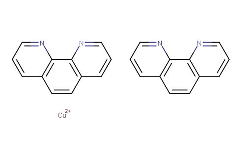 XY0202   15823-71-9   bis(1,10-phenanthroline)copper(2+) ion