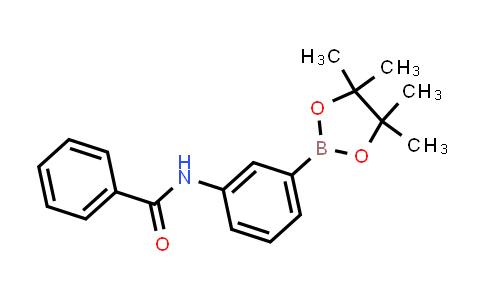 XY0203   1330596-14-9   Benzamide, N-[3-(4,4,5,5-tetramethyl-1,3,2-dioxaborolan-2-yl)phenyl]-