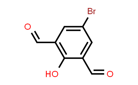 XY0208   109517-99-9   1,3-Benzenedicarboxaldehyde, 5-broMo-2-hydroxy-