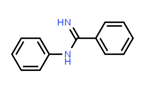 XY0213 | 1527-91-9 | N-PHENYLBENZAMIDINE