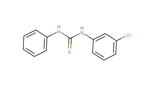 XY0250 | 4251-08-5 | 1-phenyl-3-m-chlorophenyl thiocarbamide