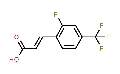 XY0252 | 262608-88-8 | 2-Fluoro-4-(trifluoromethyl)cinnamic acid