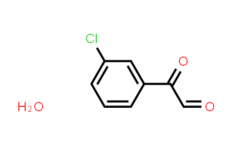 3-CHLOROPHENYLGLYOXAL HYDRATE | CAS:177288-16-3