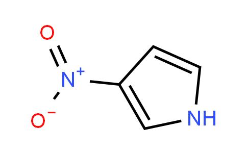 3-nitro-1H-pyrrole   CAS:5930-94-9
