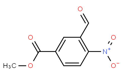 Methyl 3-formyl-4-nitrobenzoate | CAS:148625-35-8