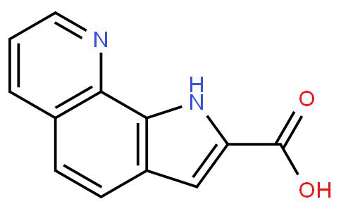 YB001027   58457-37-7   1H-pyrrolo[3,2-h]quinoline-2-carboxylic acid