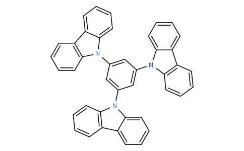 YB001035 | 148044-07-9 | 1,3,5-tri(9H-carbazol-9-yl)benzene