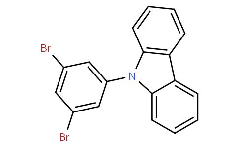 YB001037 | 750573-26-3 | 9-(3,5-dibromophenyl)-9H-carbazole