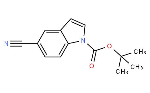 YB001049 | 475102-10-4 | Tert-butyl 5-cyano-1H-indole-1-carboxylate