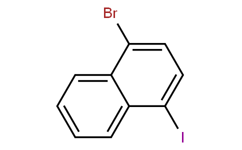 YB001051 | 63279-58-3 | 1-bromo-4-iodonaphthalene