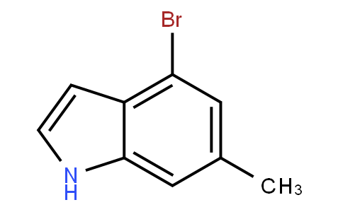 YB001059 | 885520-48-9 | 4-bromo-6-methyl-1H-indole