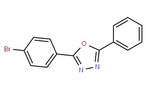 YB001066 | 21510-43-0 | 2-(4-bromophenyl)-5-phenyl-1,3,4-oxadiazole