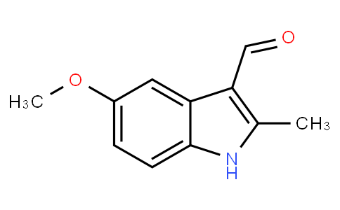 YB001067 | 6260-86-2 | 5-methoxy-2-methyl-1H-indole-3-carbaldehyde