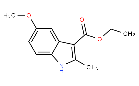 YB001071 | 34572-31-1 | Ethyl 5-methoxy-2-methyl-1H-indole-3-carboxylate