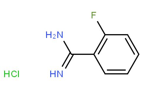 YB003019 | 57075-81-7 | 2-Fluorobenzimidamide hydrochloride