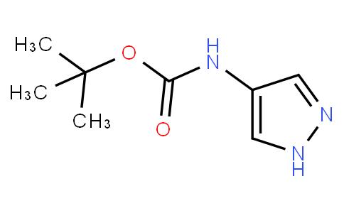 tert-butyl-(1H-pyrazol-4-yl)carbamate | CAS:130106-42-2