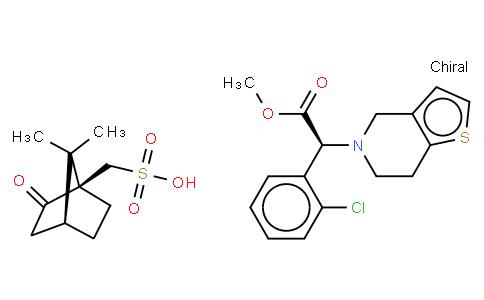 BC10031 | 120202-68-8 | Clopidogrel camphorsulfonate
