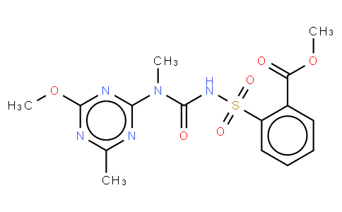 Tribenuron methyl