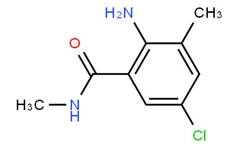 BC10057 | 890707-28-5 | 2-Amino-5-chloro-N,3-dimethylbenzamide