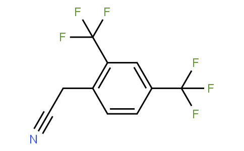 BC10069 | 201789-28-8 | 2,4-Bis(trifluoromethyl)phenylacetonitrile