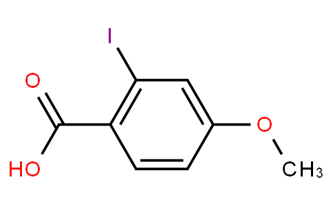2-Iodo-4-Methoxybenzoic acid