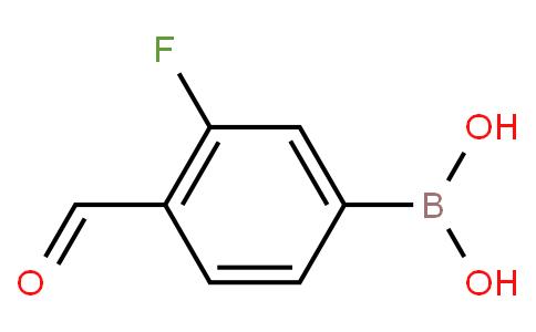 BC10084 | 248270-25-9 | 3-Fluoro-4-formylphenylboronic acid
