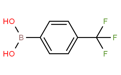 4-Trifluoromethylphenylboronic acid