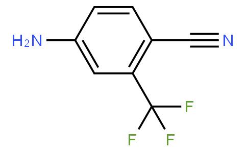 4-Amino-2-(trifluoromethyl)benzonitrile