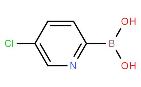5-Chloropyridine-2-boronic acid
