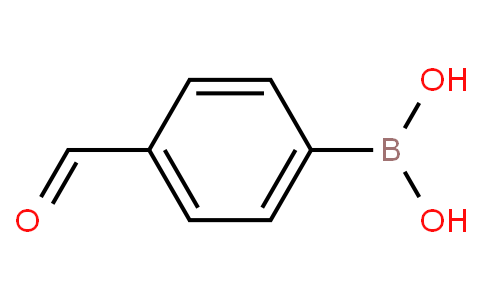 4-Formylphenylboronic acid