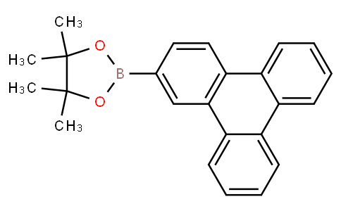 4,4,5,5-Tetramethyl-2-(triphenylen-2-yl)-1,3,2-dioxaborolane