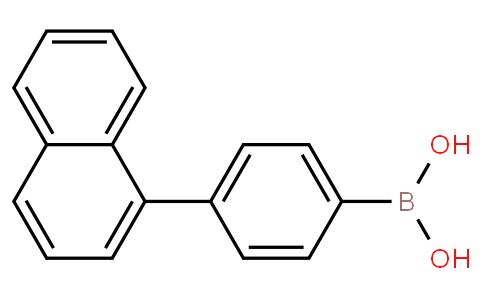 4-(1-Naphthyl)phenylboronic Acid