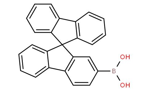 9,9'-Spirobi[9H-fluoren]-2-yl-boronic acid
