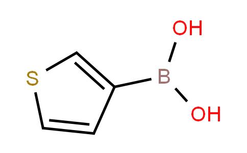 3-Thiopheneboronic acid