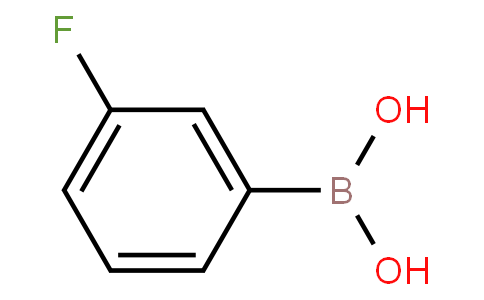 3-Fluorophenylboronic acid