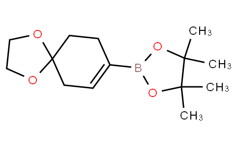 1,4-Dioxaspiro[4,5]dec-7-en-8-boronicacidpinacolester
