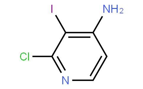 2-Chloro-3-iodo-4-pyridinamine